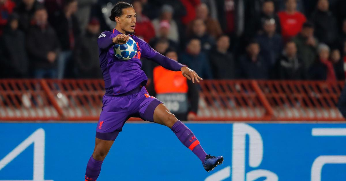 'We are definitely capable': Virgil van Dijk insists Liverpool can compete on multiple fronts