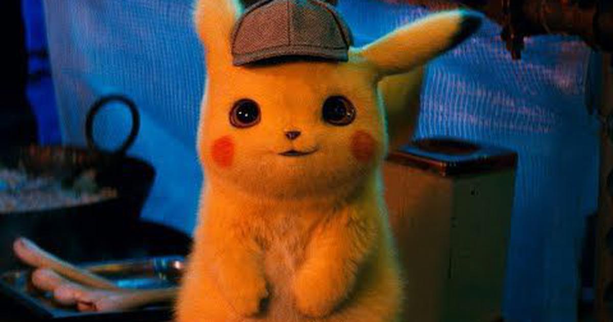 'Detective Pikachu' trailer: Ryan Reynolds turns into a crime-solving Pokemon