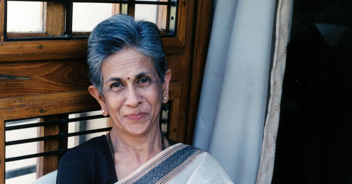 Novelist Shashi Deshpande on the difficulties of being a woman who writes (or, a 'woman writer')