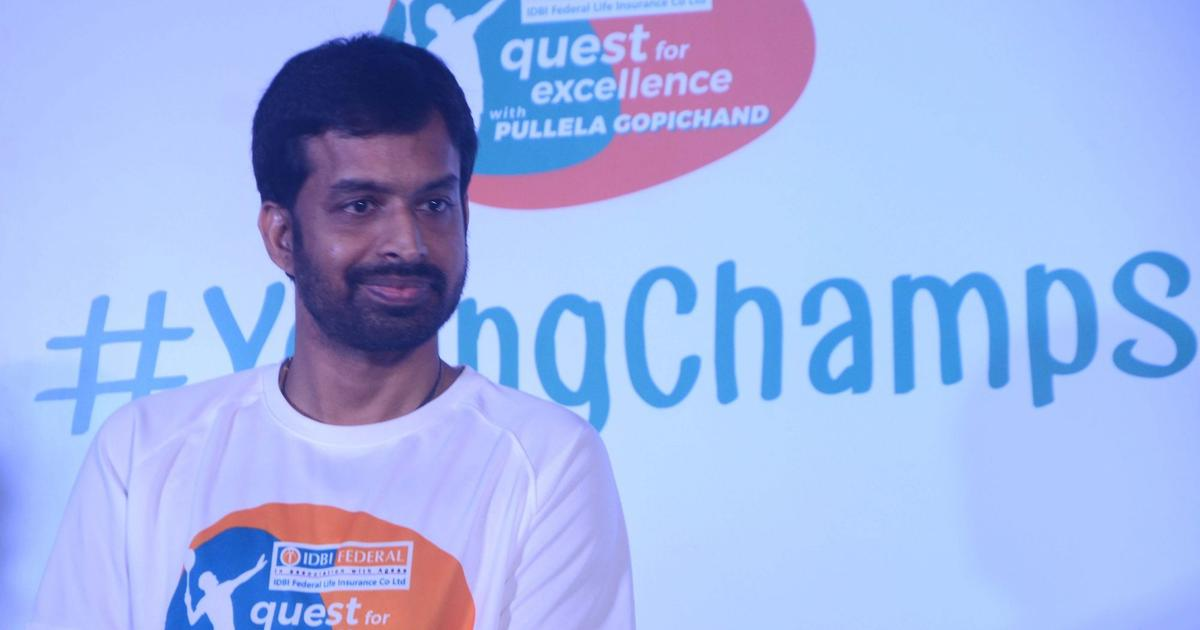 State-level competitions instead of national tournaments: Gopichand's suggestion to resume sports
