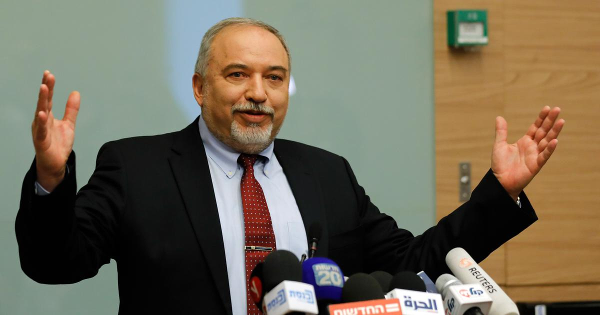 Israeli defence minister resigns in protest against truce with Hamas