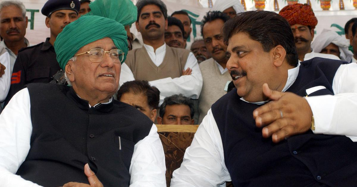 Dynastic politics: In Haryana, the feuding Chautala family is rewriting the principle of succession