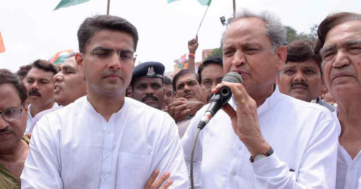 Ashok Gehlot or Sachin Pilot? In Rajasthan, Congress keeps the suspense high on leadership race