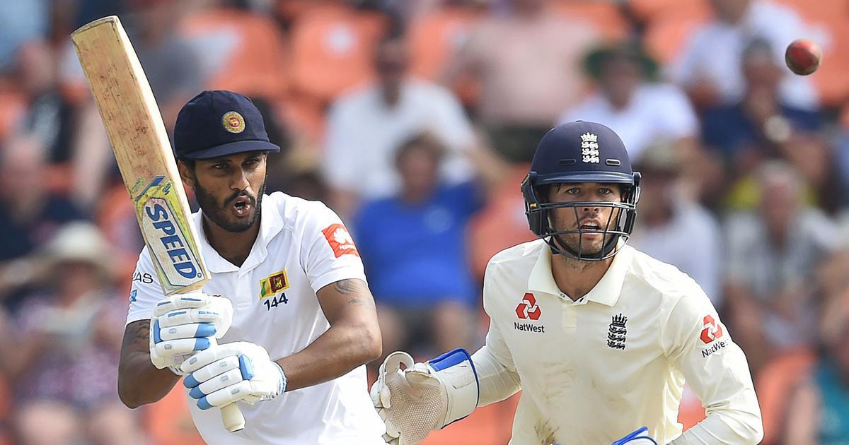 Roshen Silva's gritty 85 helps Sri Lanka take  46-run lead over England in 2nd Test