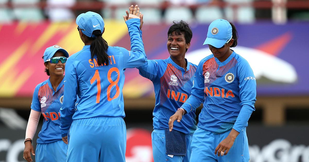 Smriti Mandhana stars as India beat Australia by 48 runs