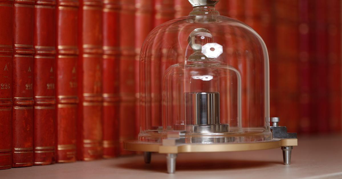 Landmark change to kilogramme measurement approved