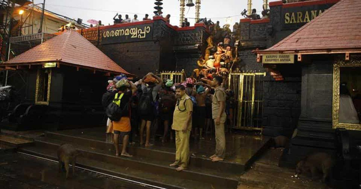 Sabarimala temple board makes U-turn in SC, says it will respect verdict and let women enter shrine