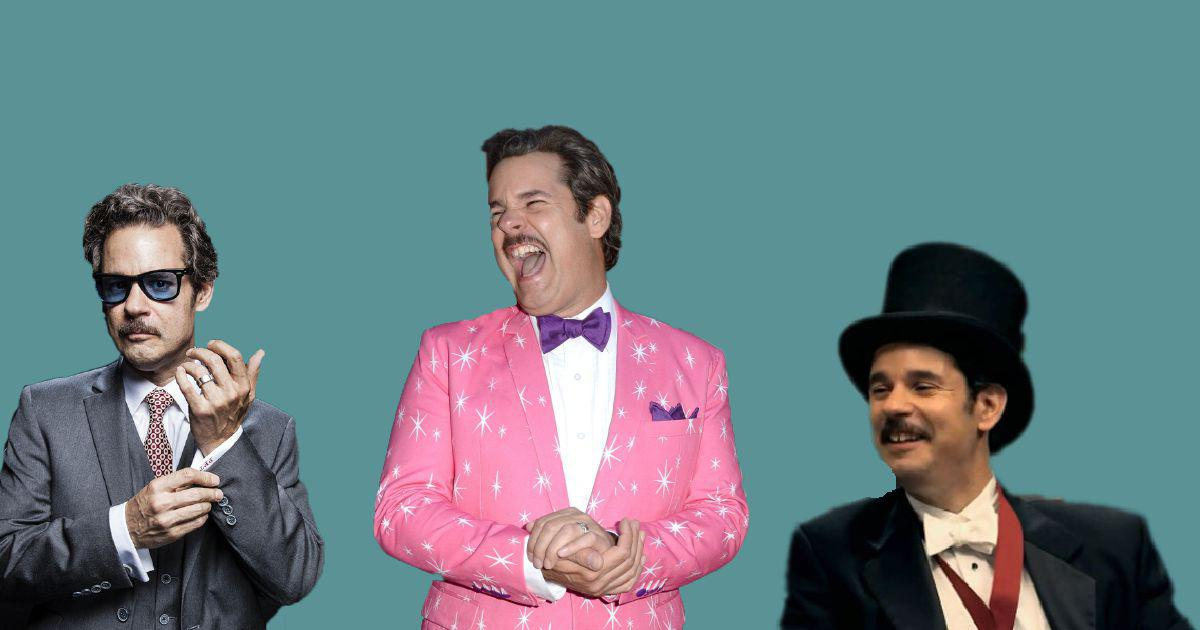 Paul F Tompkins and the Dead Authors Podcast are the perfect