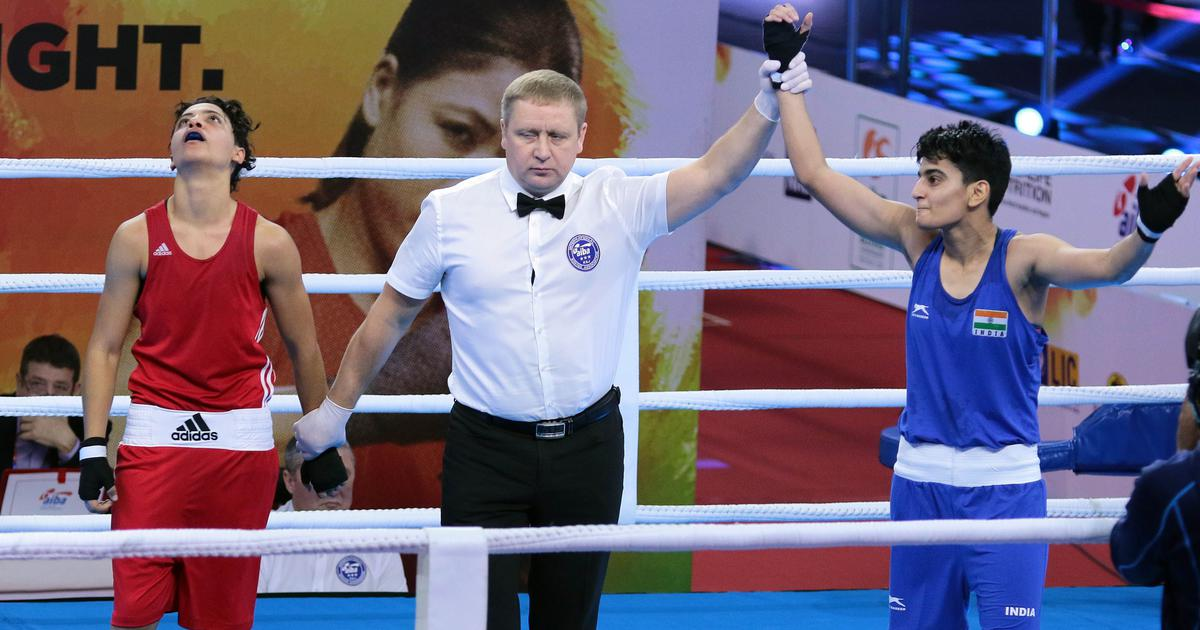 Sonia, Pinki enter pre-quarters of Boxing Worlds