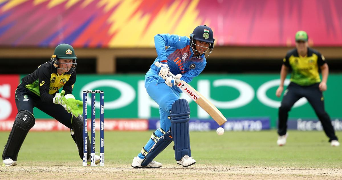 Women's World T20: Smriti Mandhana's career best and other key stats from India's win vs Australia