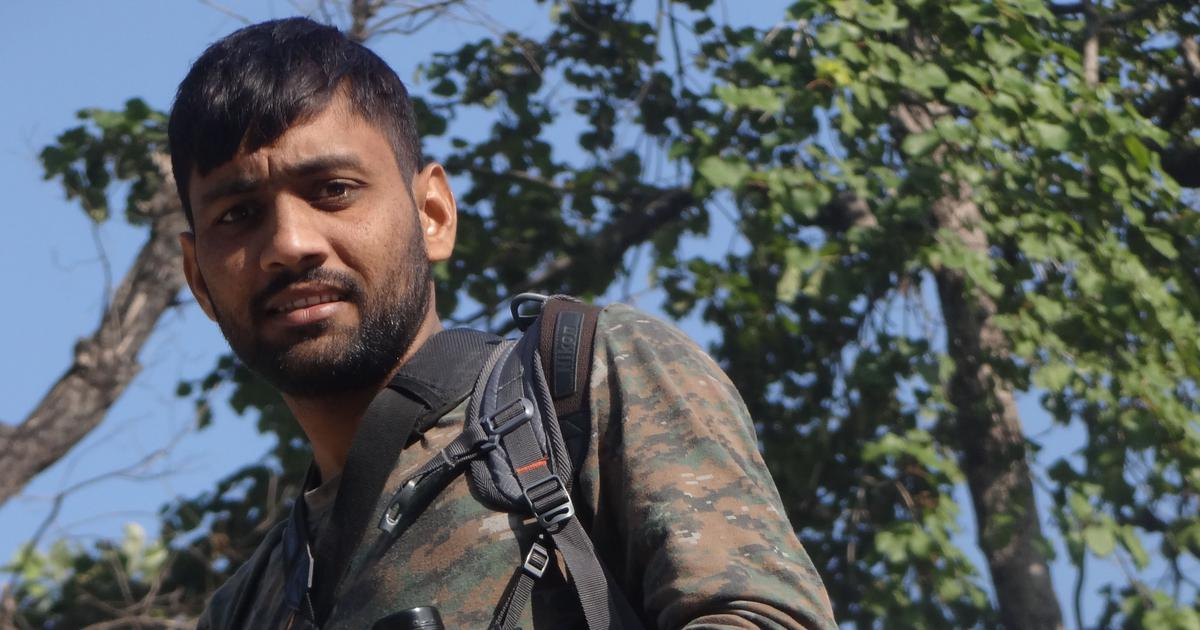 Meet Taukeer Alam, the school dropout who has become one of Uttarakhand's top birders
