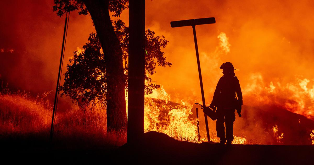 Lessons from the California blaze: Humans must learn to live sustainably with fire