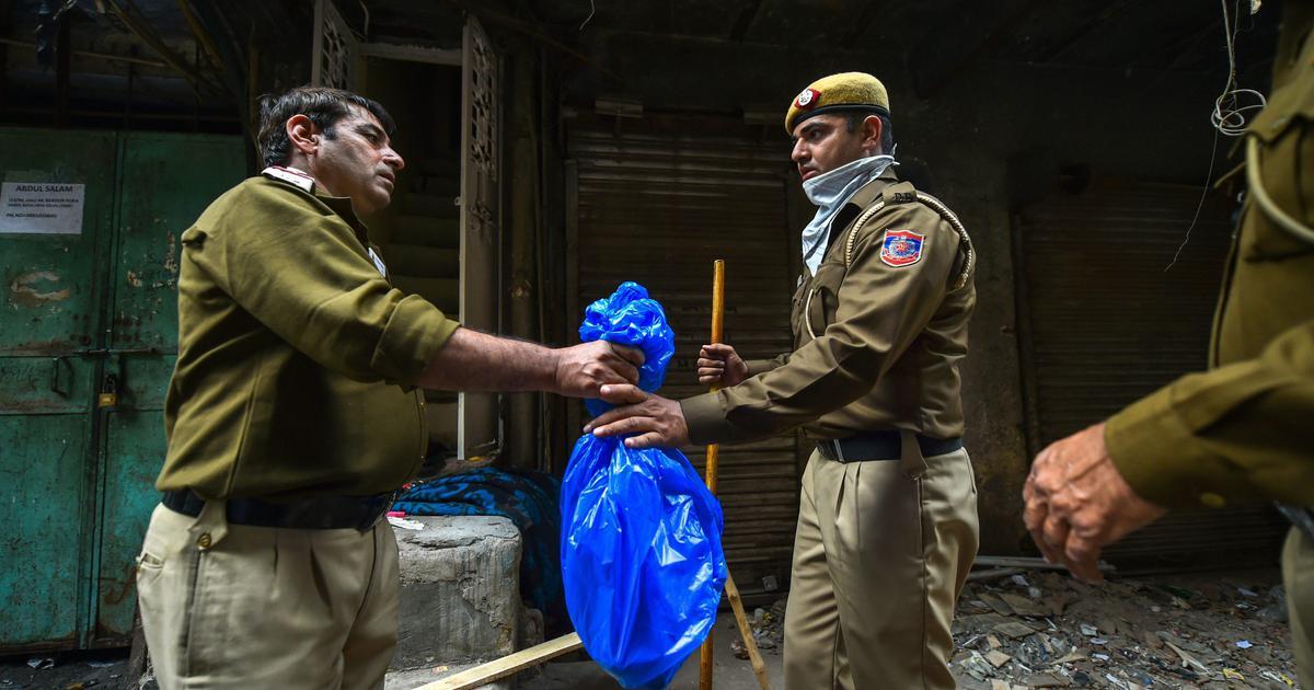Delhi: Four people die in fire at Karol Bagh factory