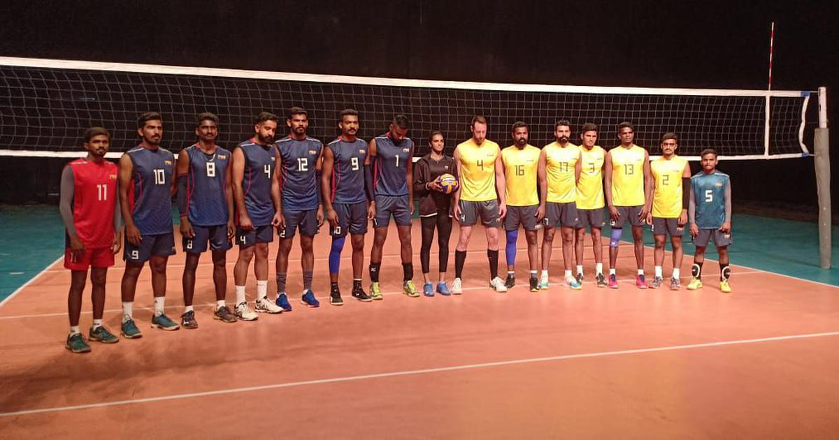 Pro-Volleyball League: Indian players hope that a culture of the sport is developed