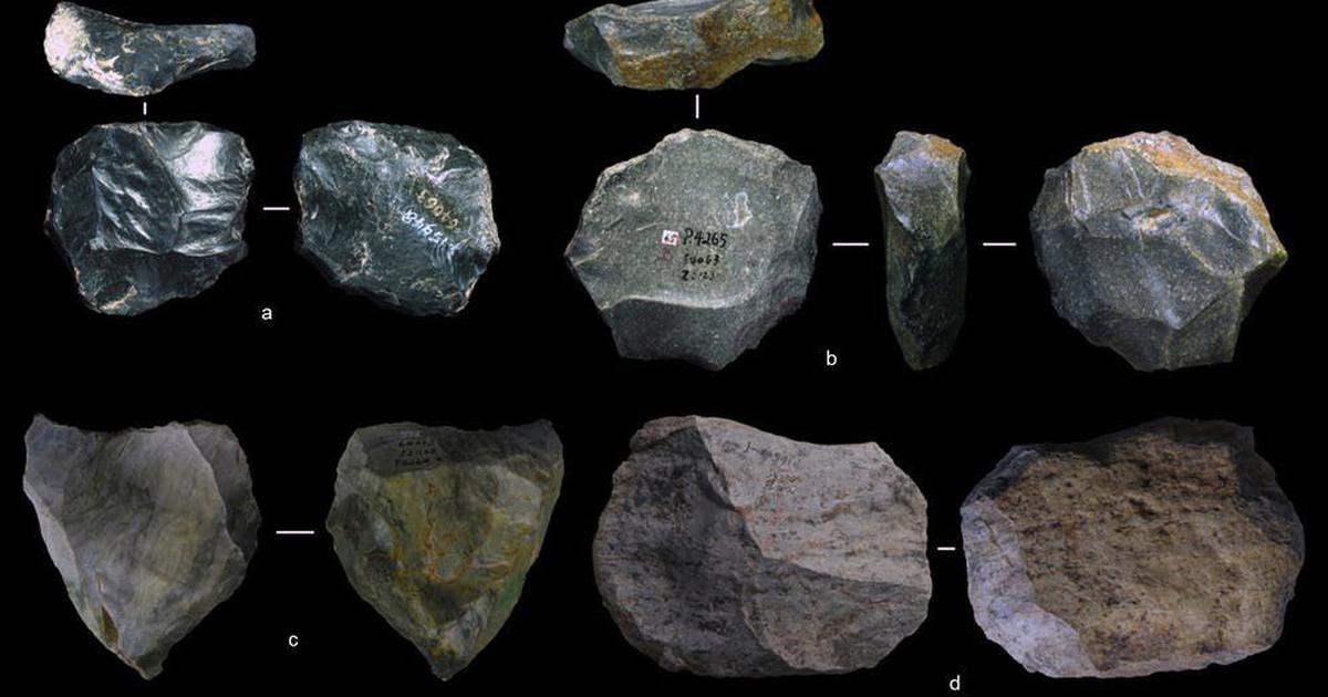 New findings on stone tools suggest prehistoric China may have been more advanced than thought