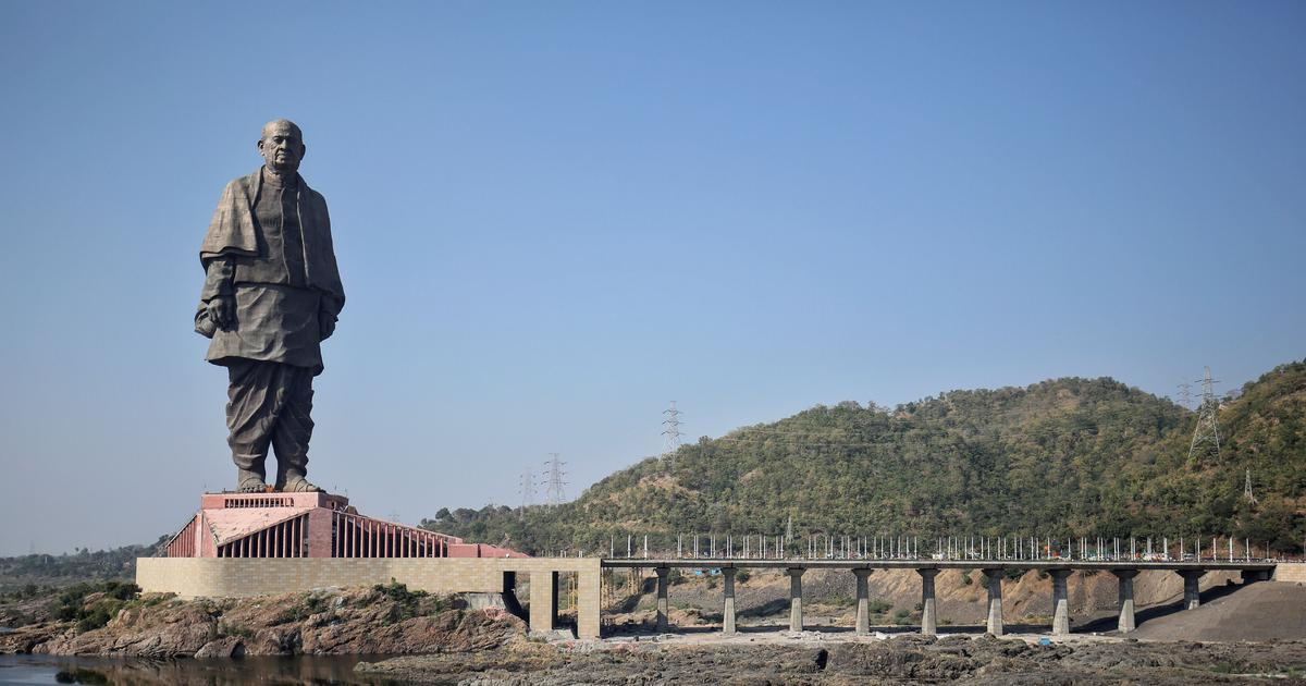 Statue of Unity put up on sale for Rs 30,000 crore on OLX to fight coronavirus, case filed
