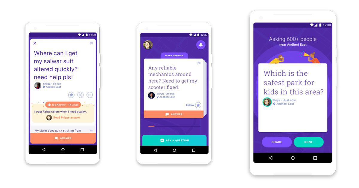 Google's Neighbourly app comes to India