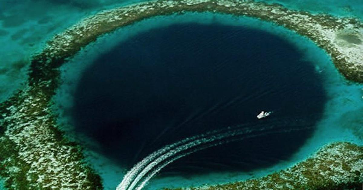 Discovery channel to air two-hour live exploration of one of the world's deepest sinkholes