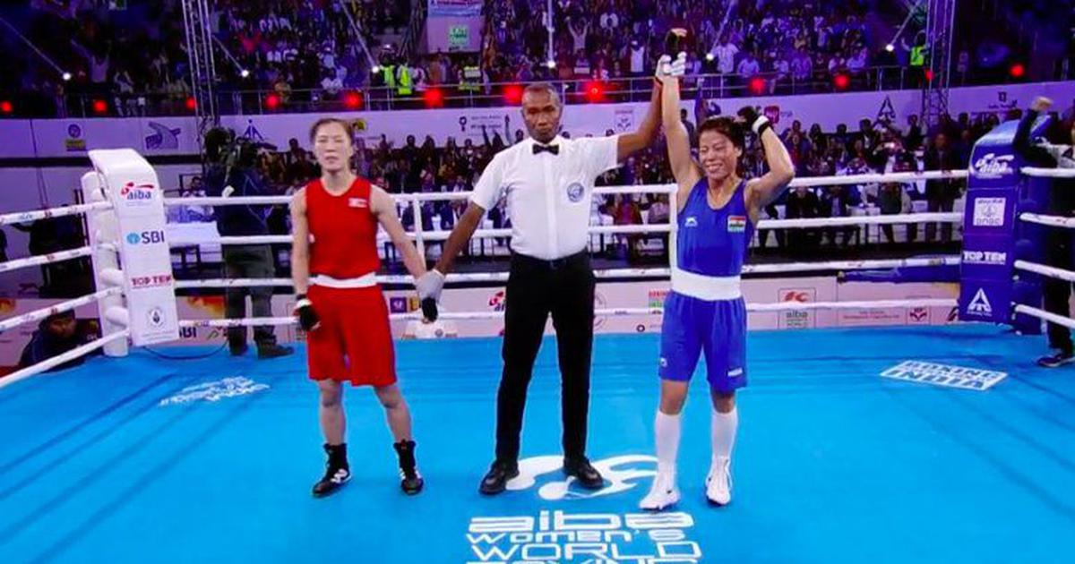 Mary Kom in final, Lovlina settles for bronze