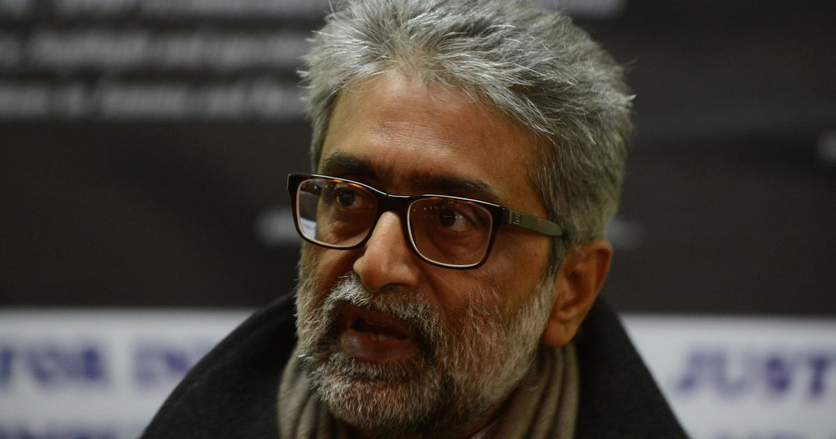 Bhima Koregaon case: Fifth SC judge recuses himself from hearing activist Gautam Navlakha's plea