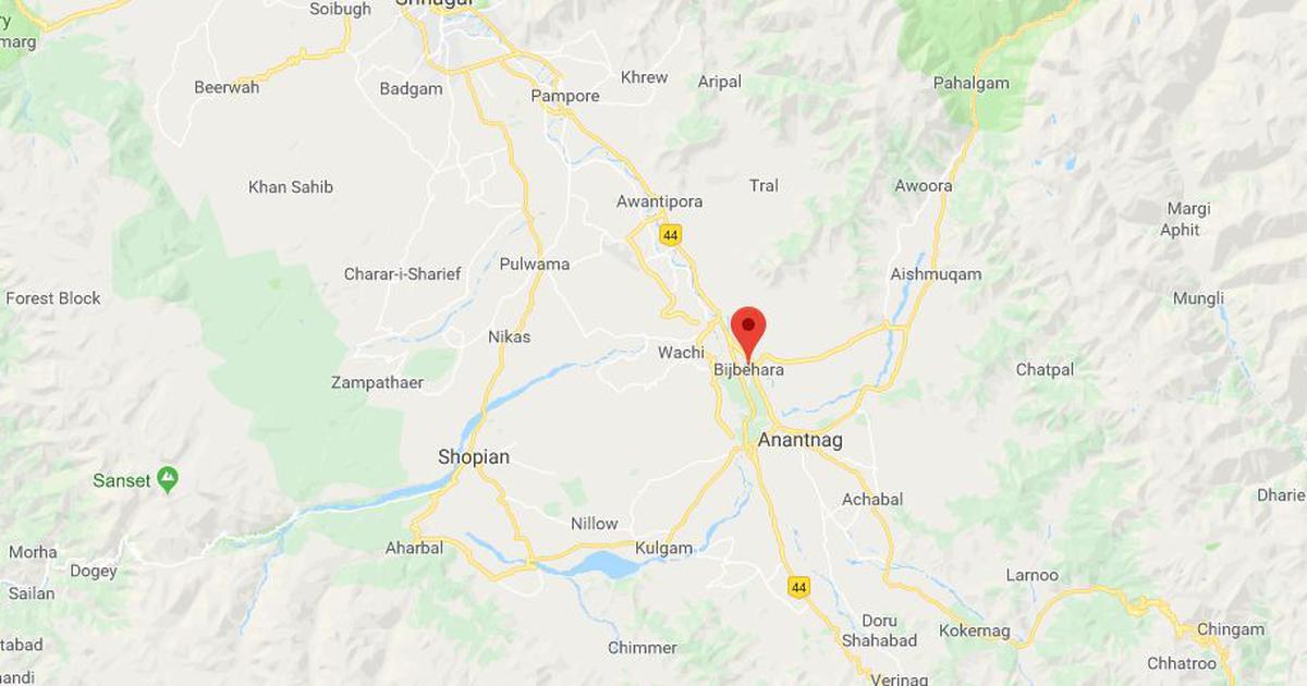 Jammu and Kashmir: Police officer shot dead by suspected militants in Anantnag