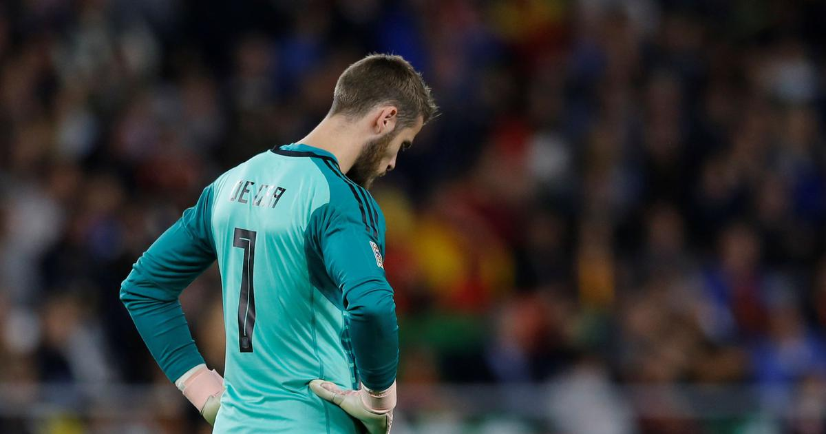 Mourinho says Iker Casillas behind criticism of David de Gea in Spain