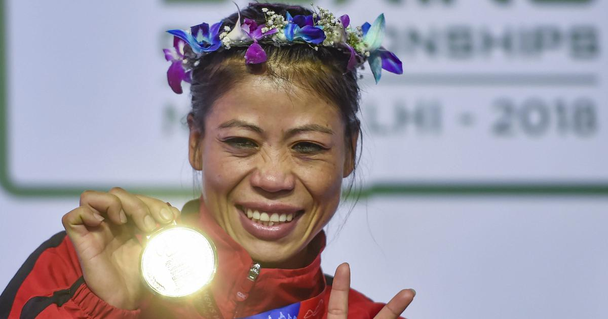 Magnificent Mary Kom becomes first boxer to win six world championship titles; Sonia wins silver