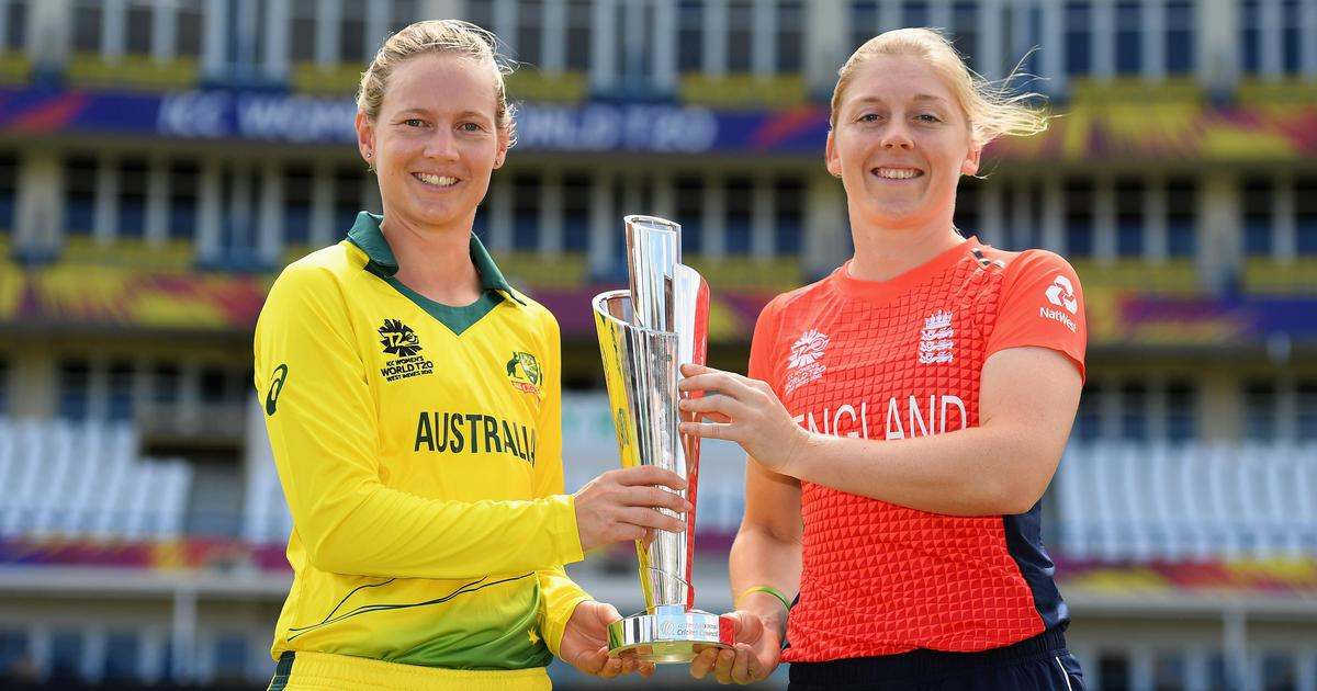 Women's World T20 final as it happened: Australia lift record fourth title with 8-wicket win