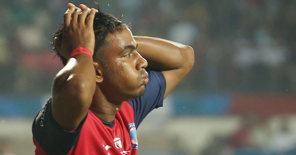 ISL: Jamshedpur FC's Gourav Mukhi handed six-month suspension by AIFF for age fraud