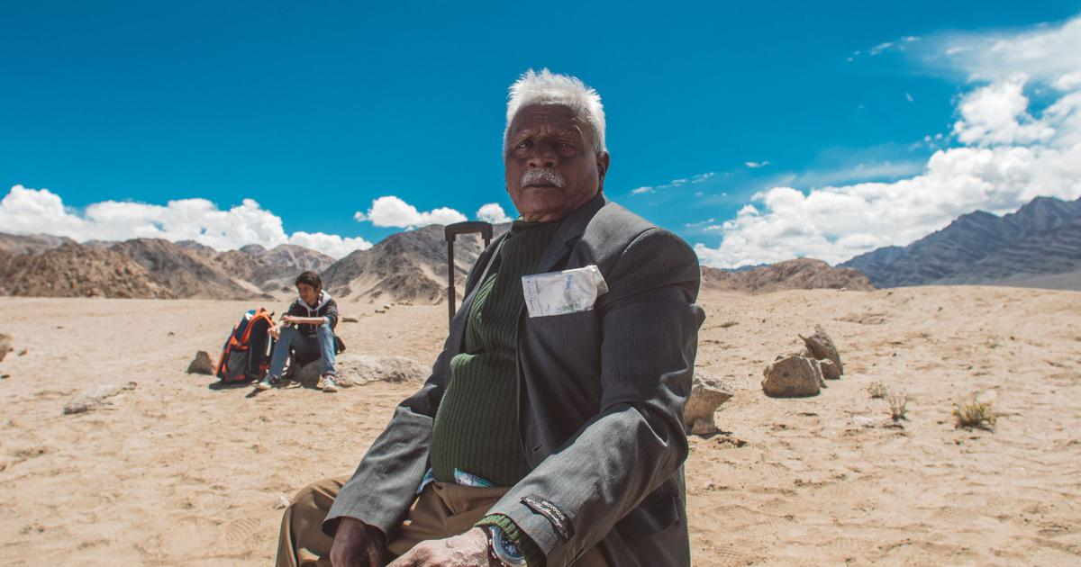 A quiet driver, a talkative boy, and two elusive quests in 'Namdev Bhau: In Search of Silence'