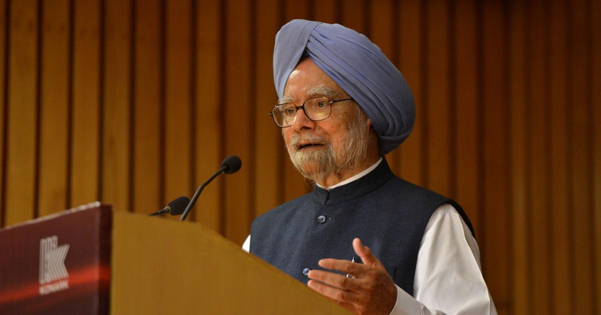 Congress likely to send Manmohan Singh to Rajya Sabha from Rajasthan: Reports