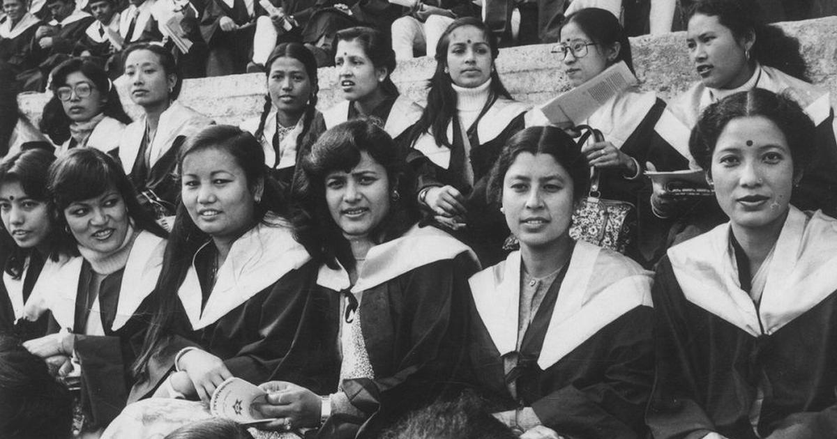 Photos: The Nepalese pioneers who shattered the belief that girls' education threatens social order