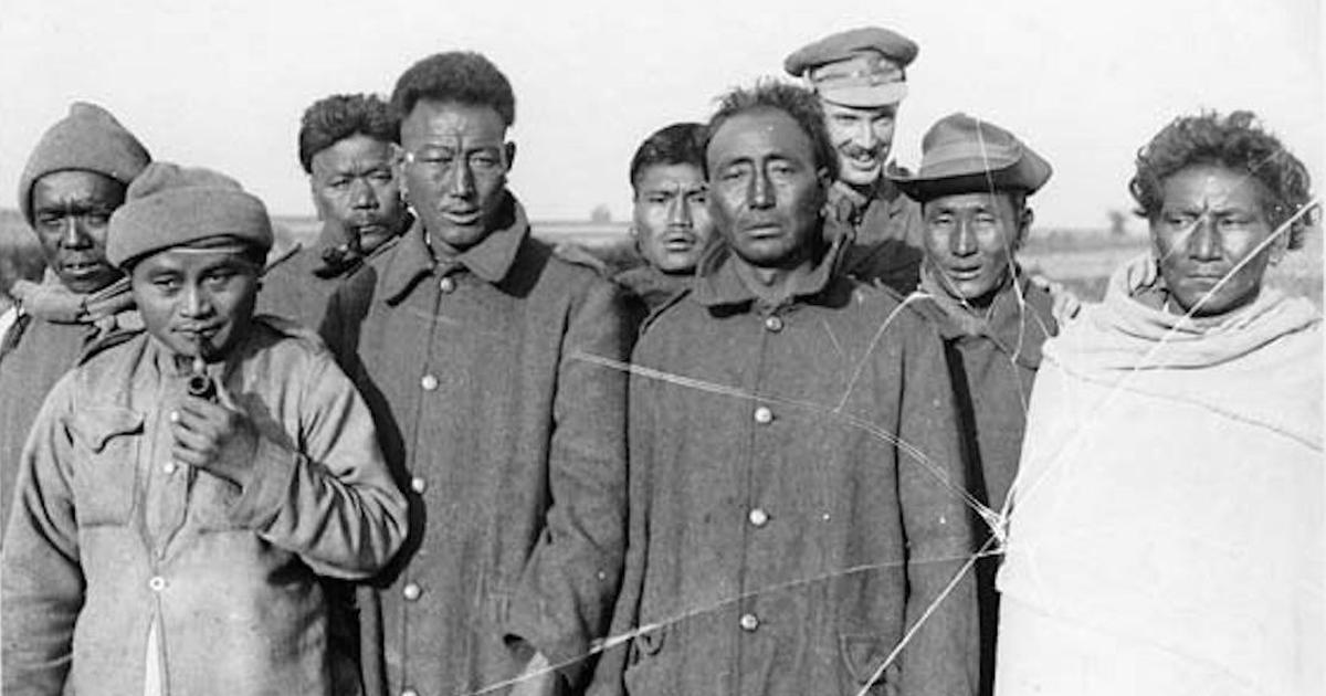 First person: My Naga grandfather's WWI experiences changed our family forever