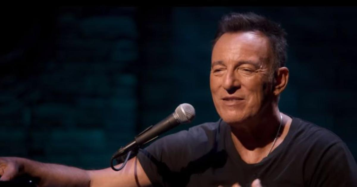 Netflix Releases Trailer for 'Springsteen on Broadway' Special