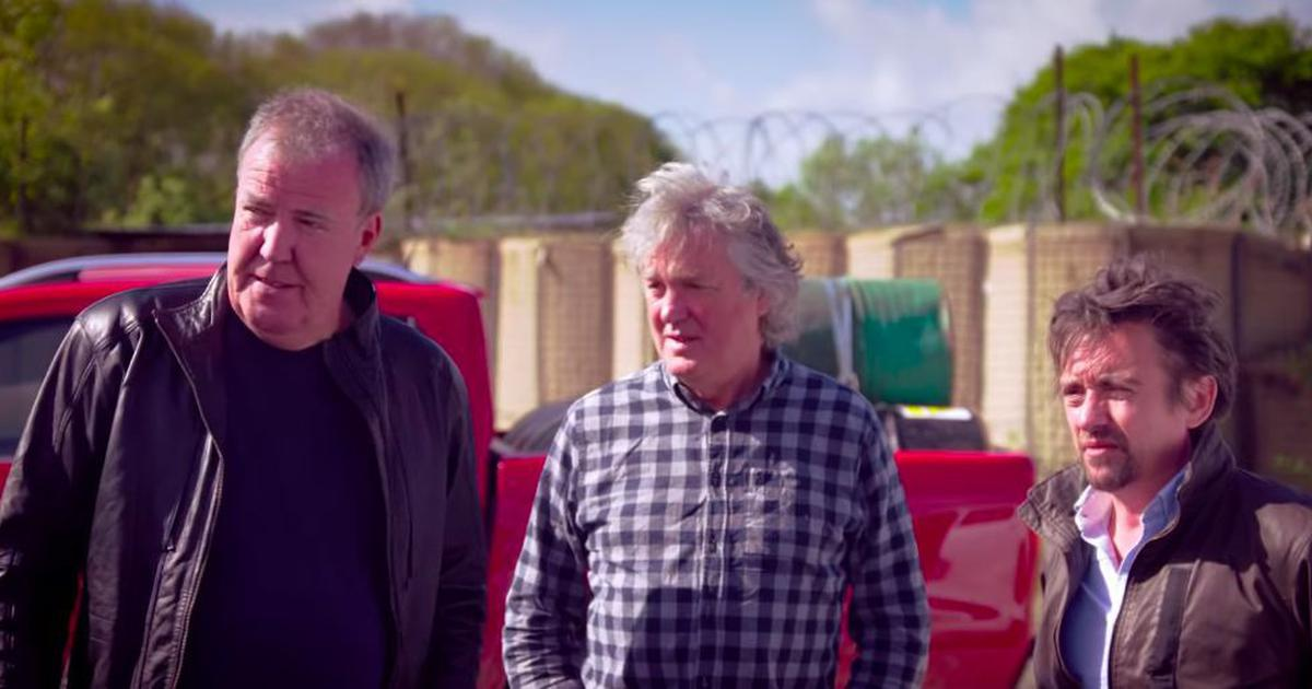 Jeremy Clarkson, James May, Richard Hammond return for new season of 'The Grand Tour'