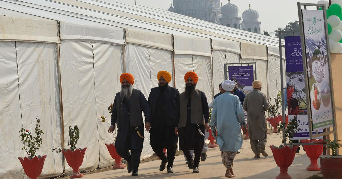 No decision yet on reopening the Kartarpur Corridor, says external affairs ministry