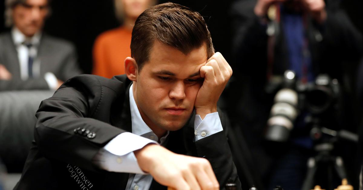 Chess: Magnus Carlsen wins Tata Steel Masters tournament for seventh time, Anand finishes third