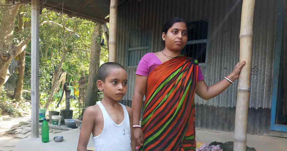 In West Bengal's Gangarampur, at least one member of every household has fluorosis