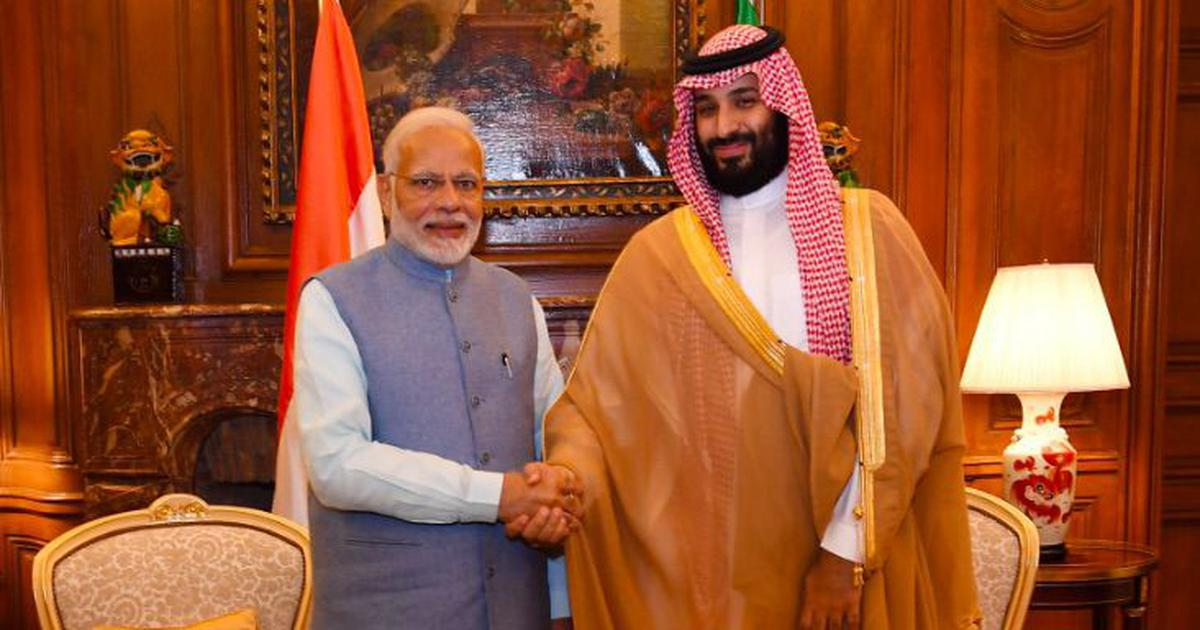 Saudi crown prince to visit India a day after he signed deals worth $20 billion in Pakistan
