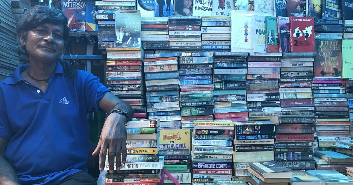 In this hub of second-hand bookstores in Kolkata, the booksellers are running out of stories to tell