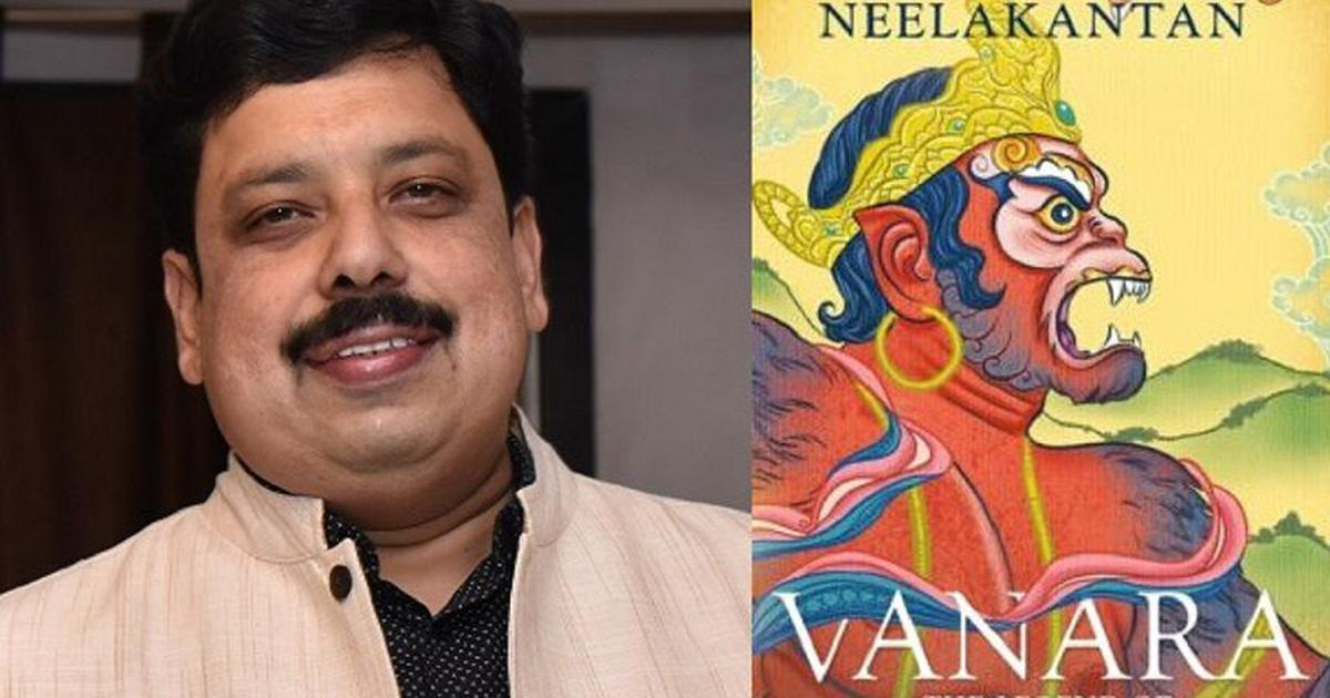 Film based on Anand Neelakantan's Ramayana spinoff 'Vanara' in the works