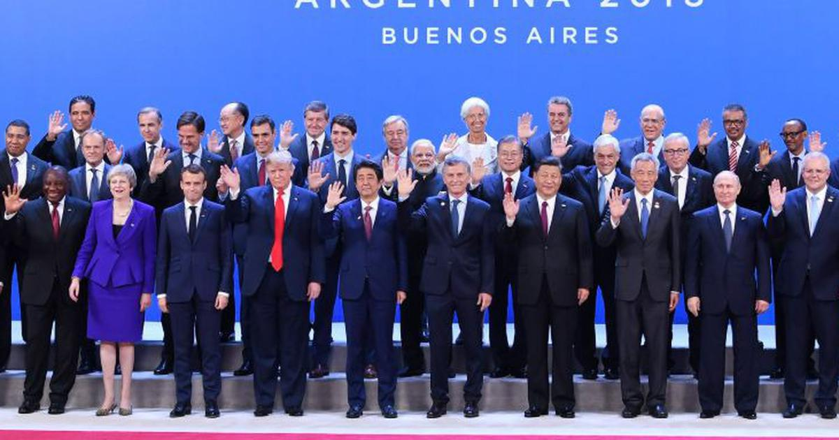 India to host G20 summit in 2022, says PM Narendra Modi