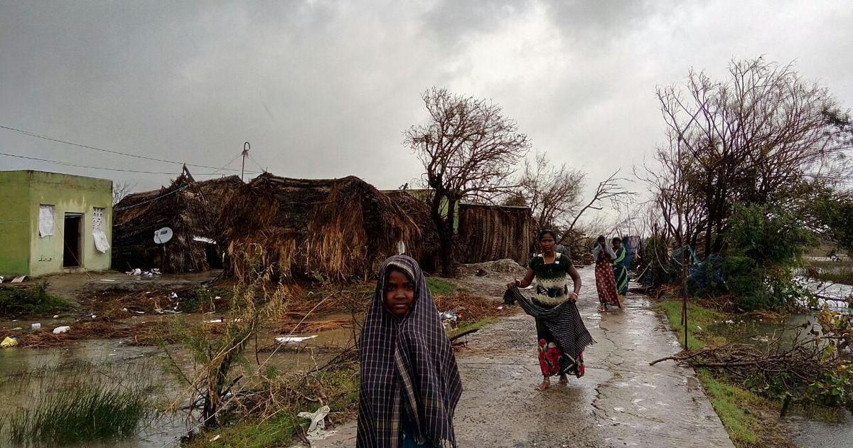'I can't go home, it's broken': In Cyclone Gaja's wake, Tamil Nadu district faces a housing crisis