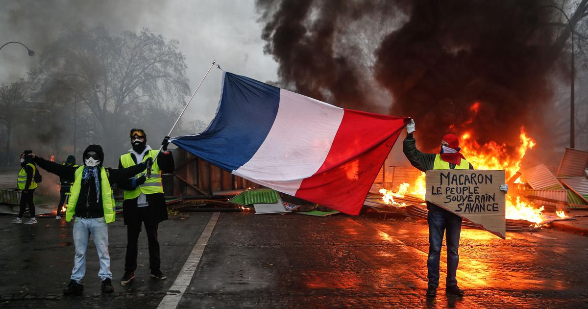 Who Are France S Yellow Vests Protesters And Why Are They So Angry