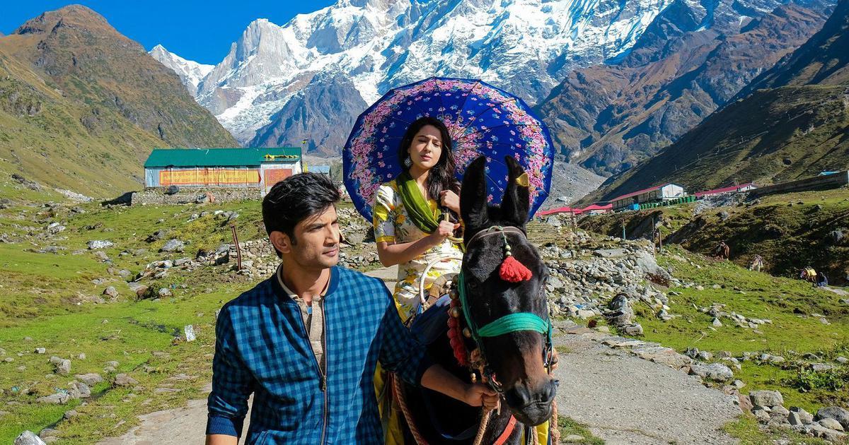 'Kedarnath' film review: Sara Ali Khan shines in 'Titanic' set in the mountains