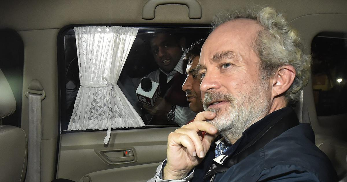 AgustaWestland case: Christian Michel allegedly extradited