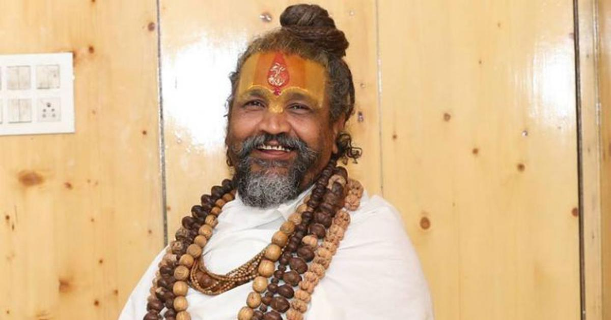 Madhya Pradesh: Congress government appoints religious leader 'Computer Baba' to head river trust