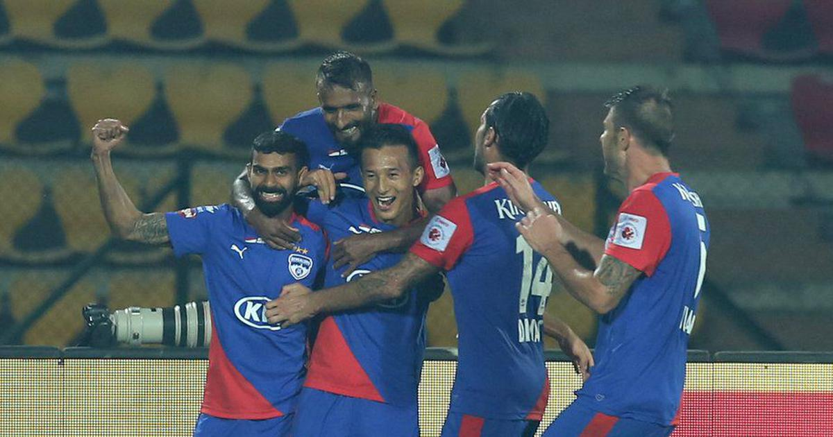ISL: Bengaluru maintain unbeaten start after Chencho's last-gasp equaliser against NorthEast United