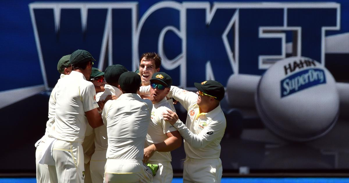 Australian media trolled for taking a dig at Team India