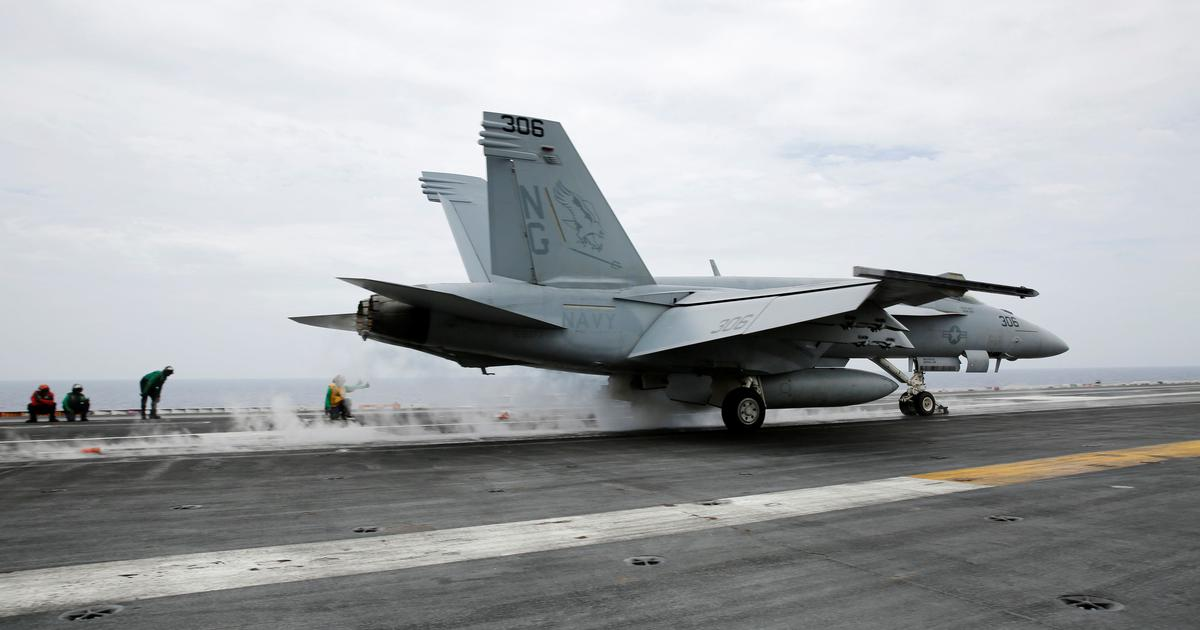 Six marines missing after two US fighter jets allegedly collide mid-air over Japanese coast